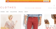 Clothes eCommerce Theme