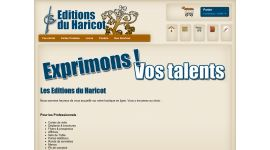Editions du Haricot